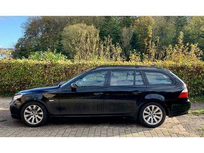 brugt BMW 520 D Touring Aut. LCI - MEGET UDSTYR.