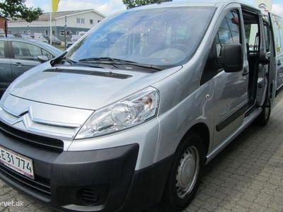 brugt Citroën Jumpy 1,6 HDI 89HK