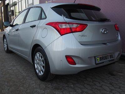 brugt Hyundai i30 1,6 GDi XTR ISG Eco