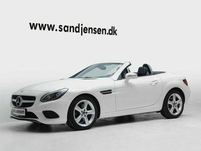 brugt Mercedes SLC300 2,0 aut.