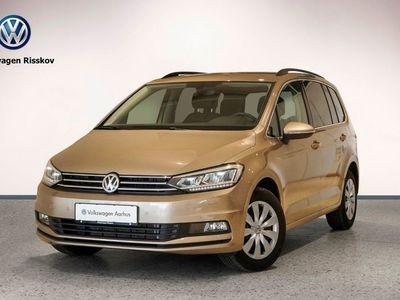 brugt VW Touran 1,4 TSi 150 Comfortline DSG BMT