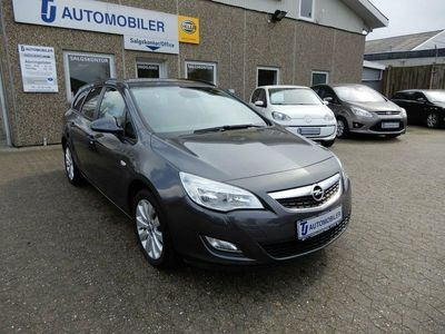 brugt Opel Astra 4 T 140 Enjoy ST eco
