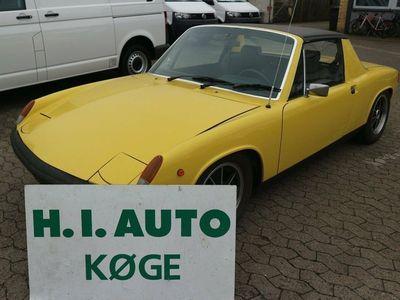 brugt Porsche 914