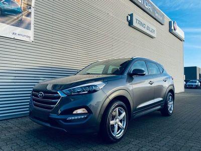 brugt Hyundai Tucson CRDi 115 Trend 115hk