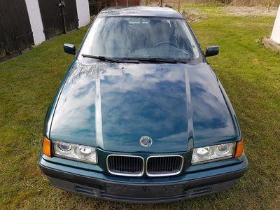 brugt BMW 316 1,6 Sedan