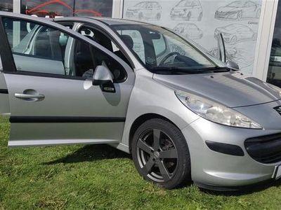 brugt Peugeot 207 1,4 HDI XR Plus 70HK 5d