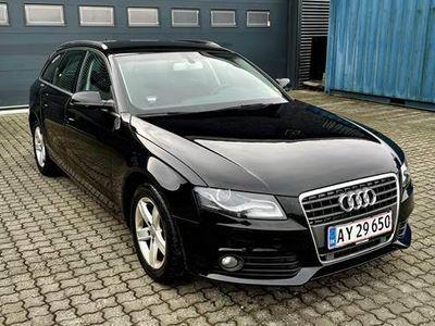 brugt Audi A4 2,0 St. Car
