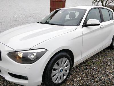 second-hand BMW 116 116d 2,0 d 5-dørs