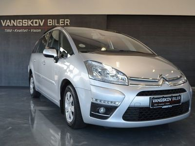 brugt Citroën Grand C4 Picasso 1,6 HDi 112 Seduction