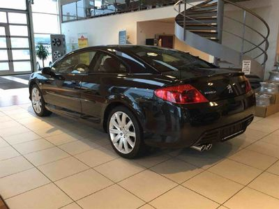 brugt Peugeot 407 Coupe 2,7 HDI 204HK 2d