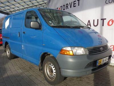 brugt Toyota HiAce Kort 2,5 D-4D Komfort 88HK Van
