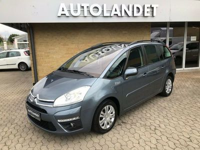 brugt Citroën Grand C4 Picasso 1,6 HDi 110 Seduction 7prs