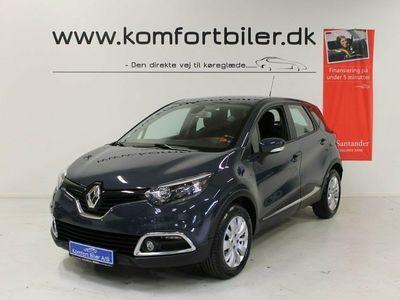 brugt Renault Captur 1,5 dCi 90 Expression Van
