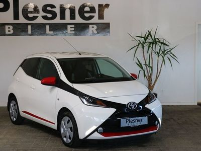 brugt Toyota Aygo 1,0 VVT-i x-play Touch