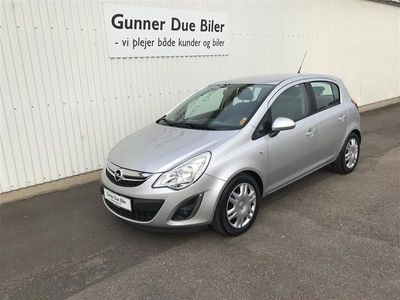 used Opel Corsa 1,4 Twinport Cosmo 100HK 5d