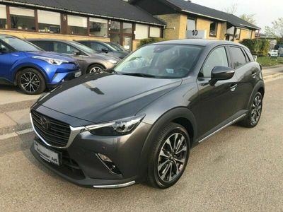 brugt Mazda CX-3 2,0 Sky-G 121 Optimum aut.