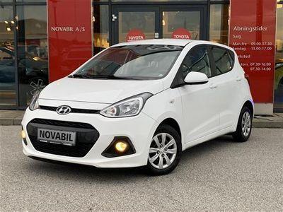 brugt Hyundai i10 1,0 Premium 66HK 5d