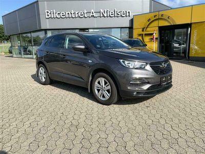 brugt Opel Grandland X IMPRESS 1,2T 130HK