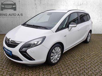 brugt Opel Zafira 1,6 CDTI Enjoy Start/Stop 136HK 6g - Personbil - hvid