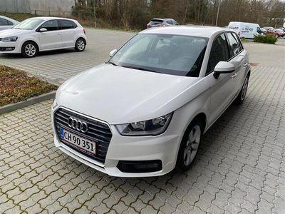 brugt Audi A1 Sportback 1,4 TFSI Sport 125HK 5d