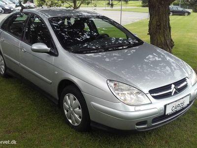 brugt Citroën C5 2,0 HDI Prestige 110HK 5d