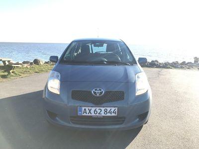 käytetty Toyota Yaris 1,4 D - 4D 5 DØRS