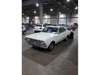 brugt Opel Rekord 1,9 coupe