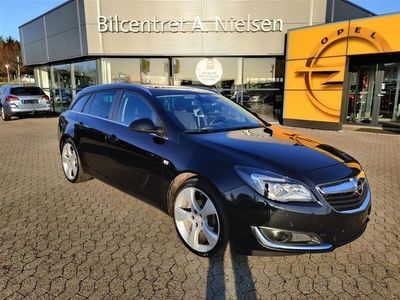brugt Opel Insignia 1,6 CDTI Edition Start/Stop 136HK