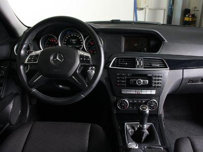 brugt Mercedes C180 2,2 CDi st.car BE