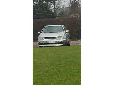 brugt VW Golf III 1,9