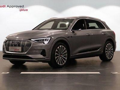 brugt Audi E-Tron - 55 Advanced Prestige quattro