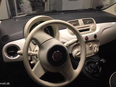 brugt Fiat 500C 1,2 69HK Cabr.