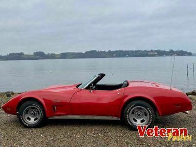 brugt Chevrolet Corvette cabriolet 5,7 aut.