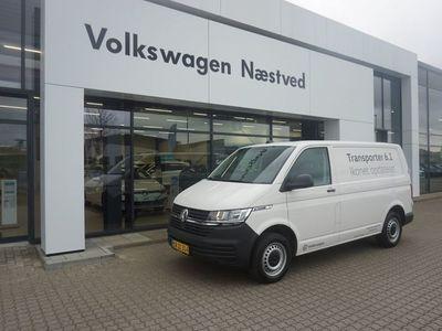brugt VW Transporter 2,0 TDi 110 Kassevogn kort