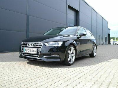 brugt Audi A3 1,4 TFSi 125 Ambition S-tr.