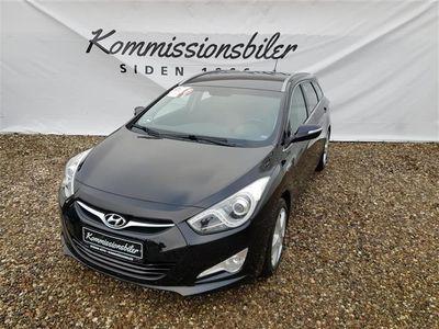 brugt Hyundai i40 1,7 CRDi 115 ISG 115HK Stc