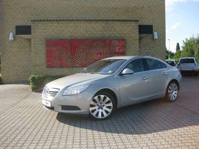brugt Opel Insignia 2,8 V6 Turbo Cosmo 4x4
