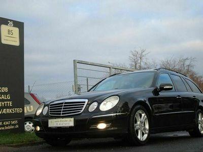 brugt Mercedes E350 5 CGi stc. aut.