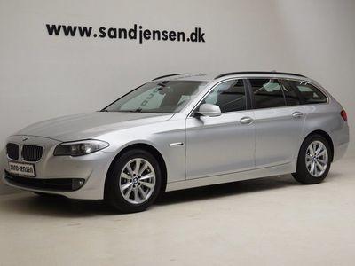 brugt BMW 530 d 3,0 Touring aut. Van, 5d