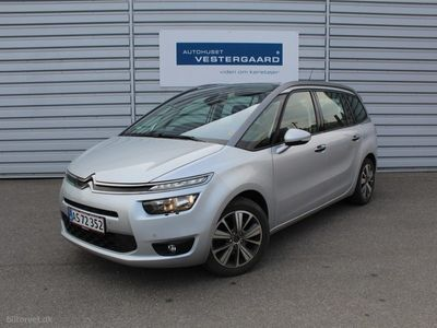 begagnad Citroën Grand C4 Picasso 2,0 Blue HDi Intensive start/stop 150HK 6g