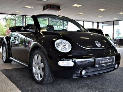 used VW Beetle New1,6 Trendline Cabriolet