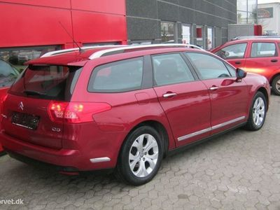 brugt Citroën C5 Tourer 2,0 HDI Comfort 138HK Stc 6g