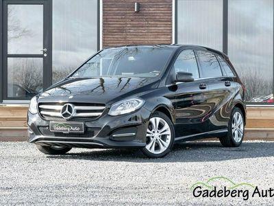 usado Mercedes B200 2,2 CDi Business aut. Van