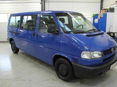 brugt VW Caravelle 2,5 TDi 102 kort 8prs