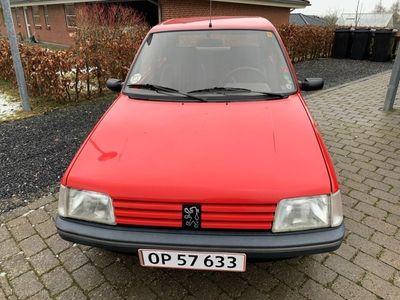 brugt Peugeot 205 1,1 Color Line 60HK 3d