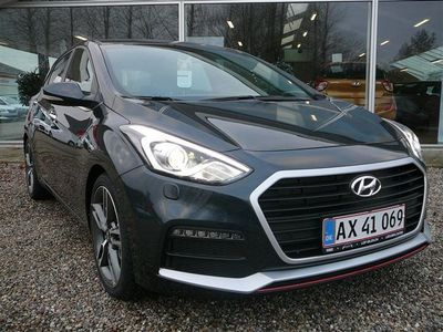 brugt Hyundai i30 1,6 GDI Turbo 186HK 5d 6g