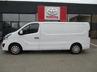 brugt Opel Vivaro L2H1 1,6 BiTurbo CDTI Sportive Start/Stop 120HK Van