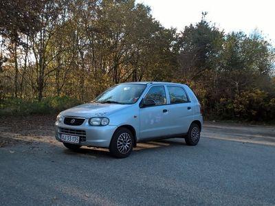 brugt Suzuki Alto 1,1 63HK 5d