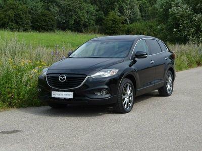 gebraucht Mazda CX-9 3,7 aut. AWD 7prs