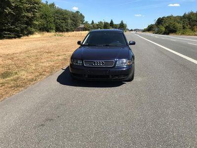 brugt Audi A4 1,8t quattro